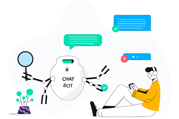 CommBox Use cases for AI powered Chatbots